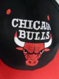 Sapca Chicago Bulls NBA Official Licensed Product; marime universala; ca noua, Din imagine