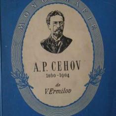 A.p. Cehov 1860-1904 - V. Ermilov ,309018