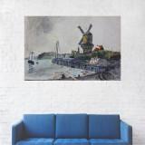 Tablou Canvas, Pictura Port - 60 x 90 cm