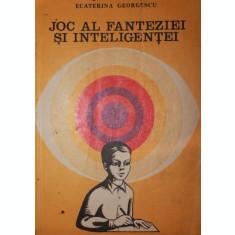 JOC AL FANTEZIEI SI INTELIGENTEI - ECATERINA GEORGESCU