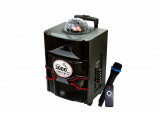 Boxa RAC 10-1 BT, 30 W, Troller, Microfon Wireless, Glob Disco