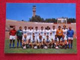 Foto (veche) - echipa de fotbal OLYMPIQUE MARSEILLE (Campioana Franta 1971)