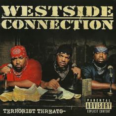 Vand cd Westeside Connection-Terrorist Threats,original,muzica hip-hop