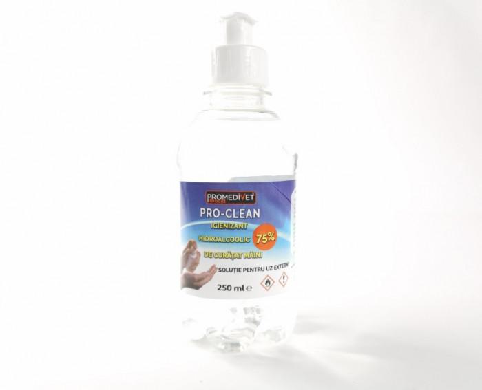 Lichid dezinfectant pentru mâini -250 ML