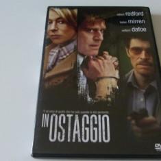 In ostaggio - dvd, Engleza