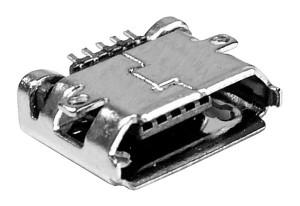 Mufa micro USB, mama - 126115