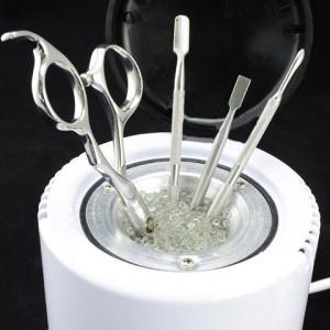 Sterilizator Bile Quartz Ustensile Salon Manichiura+ Cadou Punguta bile Quartz