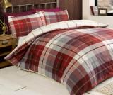 Set de pat King Lomond Red - So Soft, Rosu
