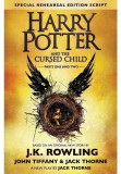 Harry Potter And The Cursed Child - Parts I & II (Special Rehearsal Edition): The Official Script Book Of The Original West End Production