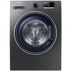 Masina de spalat rufe WW80J5446FX/LE, EcoBubble, Motor Inverter Digital, 8 kg, 1400 RPM, Clasa A+++, 60 cm, Inox