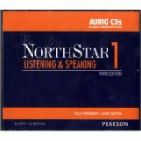 NorthStar Listening and Speaking 1 Classroom AudioCDs - Polly Merdinger, Laurie Barton