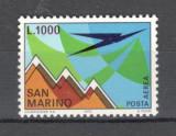 San Marino.1972 Posta aeriana  SS.21