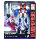Jucarie Hasbro Transformers Generations Power Of The Primes Voyager Class Starscream Figure