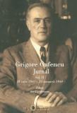 Jurnal (18 iulie 1943 – 23 ianuarie 1944) (vol. II), Cetatea de Scaun