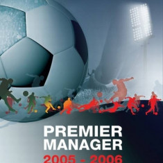 Joc PS2 Premier Manager 2005-2006