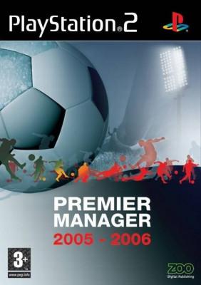Joc PS2 Premier Manager 2005-2006 foto