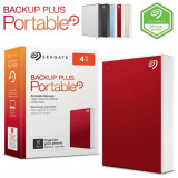 "HDD extern Seagate Backup Plus Portable, metalic, 4TB, 2.5"", USB 3.0"