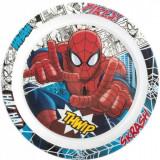Cumpara ieftin Farfurie melamina Spider-Man Lulabi 7939501