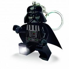 Breloc cu lanterna LEGO Darth Vader (LGL-KE7)