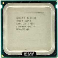 Xeon E5420 Quad Core 2.50Ghz, 12Mbcache ,sk771 modat 775 performante Q9550