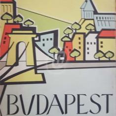 Budapest Terkepe (Harta Budapestei)