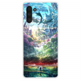 Cumpara ieftin Husa Samsung Galaxy Note 10 model Wonderland, Silicon, TPU, Viceversa