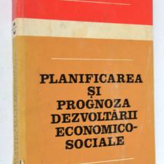 Planificarea si prognoza dezvoltarii economico-sociale - 1980