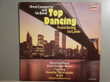 Omar Lamparter & His Band – Top Dancing From Swing... (1980/Europa/RFG) - VINIL