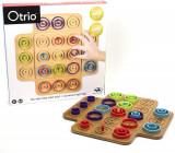 Cumpara ieftin Joc Marbles Otrio Deluxe Edition Din Lemn