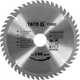 Disc circular pentru lemn Yato YT-6062, diametru 184 mm
