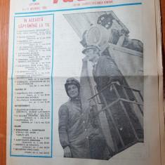 Revista radio-tv saptamana 9-15 noiembrie 1980