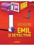 Emil şi detectivii HC