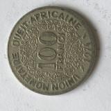 P728 AFRICA EST 100 FRANCI 1974