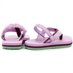 Sandale Copii DC Grommet 320143PUR