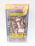 Caseta video VHS originala film - Terminator 2 - sigilata - limba italiana