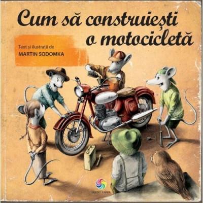 Cum sa construiesti o motocicleta PlayLearn Toys foto
