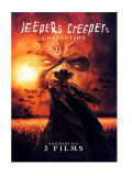 Filme Horror Jeepers Creepers 1-3 Trilogy DVD BoxSet Complete Collection, Engleza, independent productions