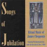 CD James Chepponis – Songs Of Jubilation
