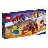 LEGO® Movie 2 - Ultrakatty si Razboinica Lucy 70827