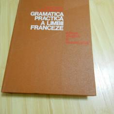 MARCEL SARAS--GRAMATICA PRACTICA A LIMBII FRANCEZE
