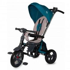 Tricicleta multifunctionala 4in1 cu sezut reversibil Coccolle Velo Verde
