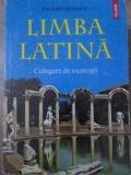 LIMBA LATINA CULEGERE DE EXERCITII-ELENA MUSETESCU