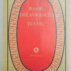 TEATRU de BARBU DELAVRANCEA , 1975