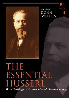 The Essential Husserl: Basic Writings in Transcendental Phenomenology foto