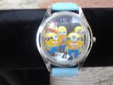 Minioni - ceas de mana copii, Disney