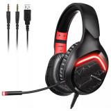 Casti gaming Somic GS301 Black
