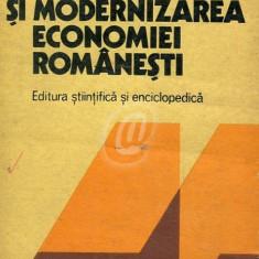 Serviciile si modernizarea economiei romanesti