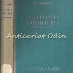 Anatomia Patologica - Acad. A.I. Abricosov - Tiraj: 2100 Exemplare