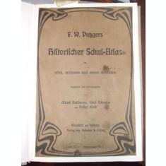 Historischer schul-atlas - F.P. Putzgers