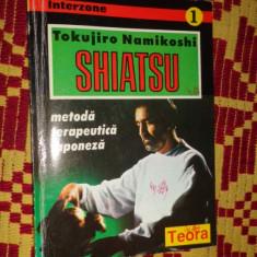 shiatsu metoda traditionala japoneza tokojiro namikoshi